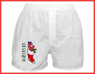 All Our Hung Christmas Stocking Tee Shirts and Gifts