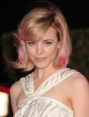 pasztell rózsaszín haj