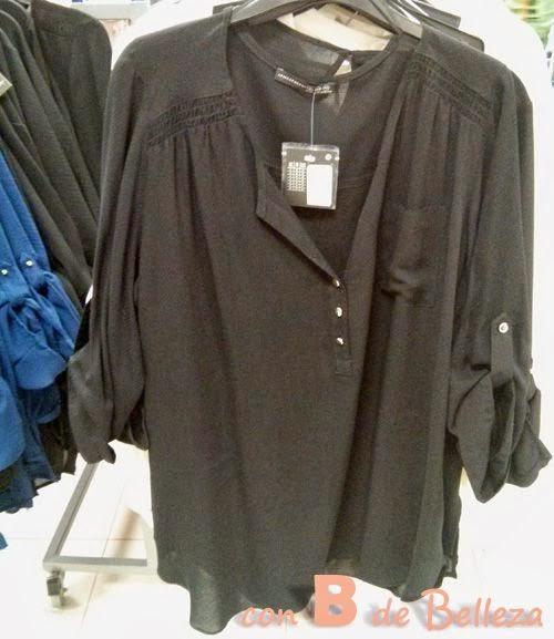 Camisa holgada Primark