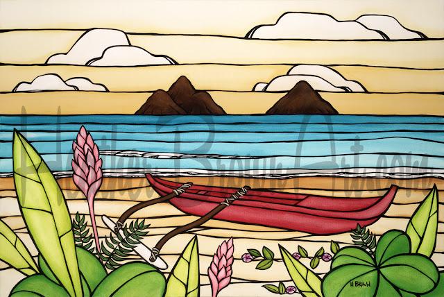 kailua hawaii art