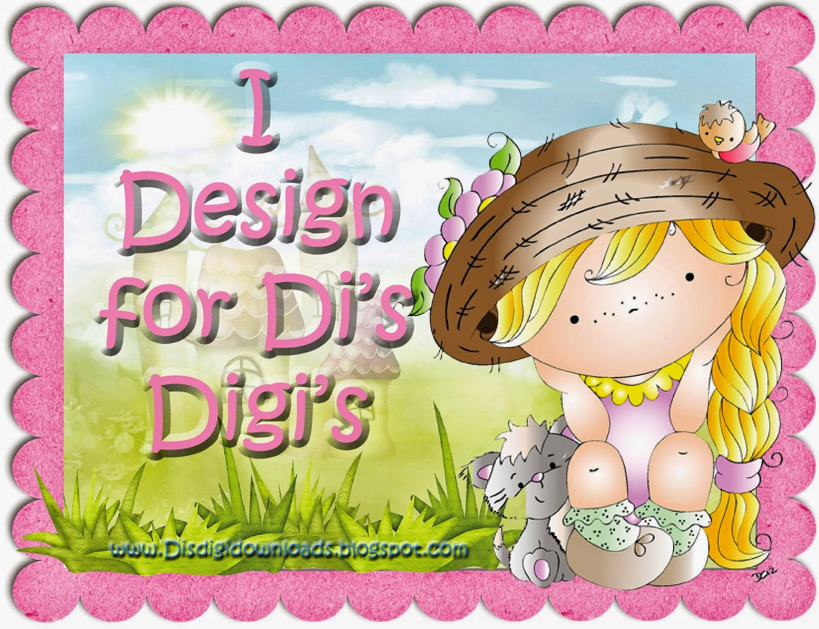 Di's Digital Stamps DT