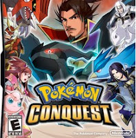 Pokemon Conquest walkthrough (English Version)