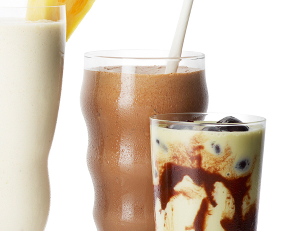 ... Written on the Wall: 50 Yummy Milkshake Recipes-Gotta Add These