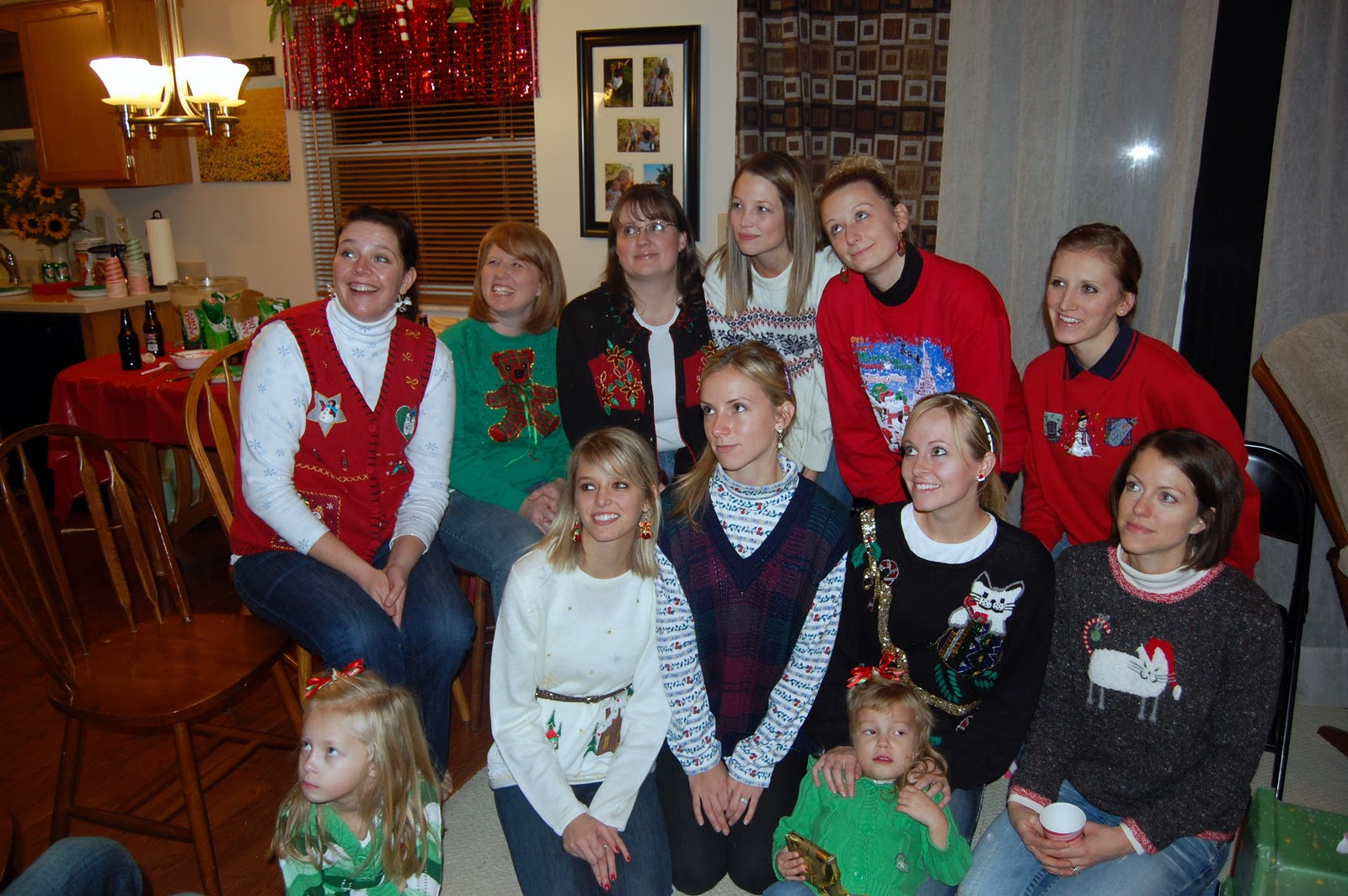 Ugly Sweater Ideas For Christmas Parties Part - 49: {Ugly Christmas Sweater Party} Ideas