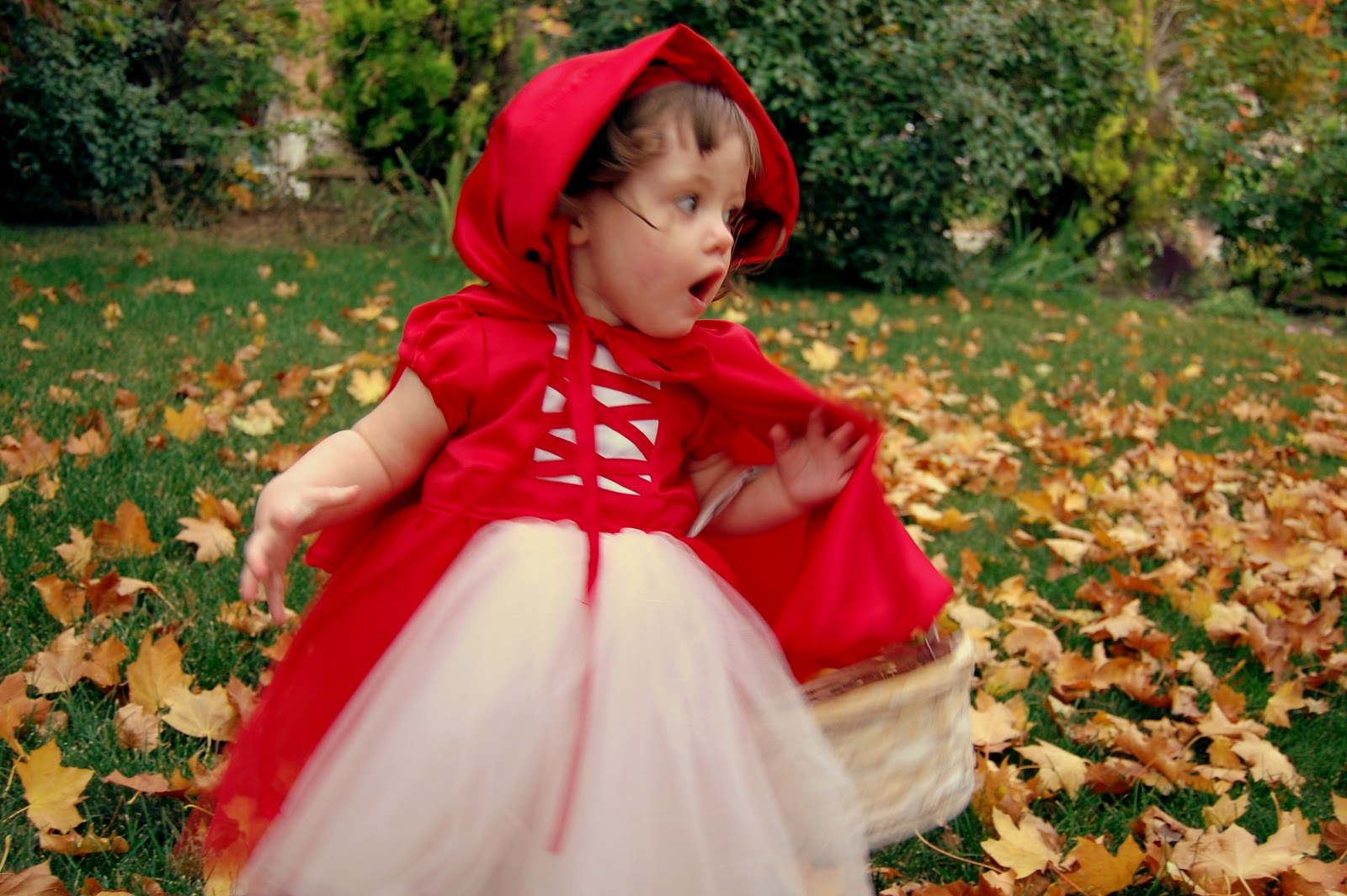 Фото костюма красной шапочки своими руками
