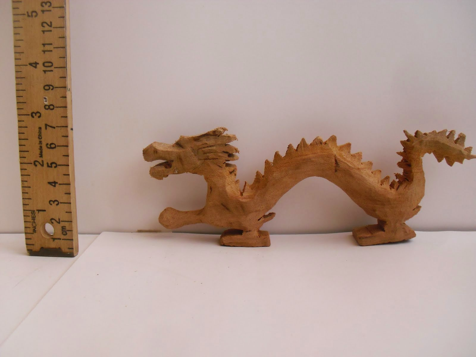 Dragon mini caoba