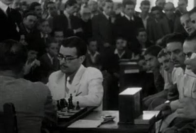 Partida de ajedrez Sanz-Medina, Campeonato de España de 1946