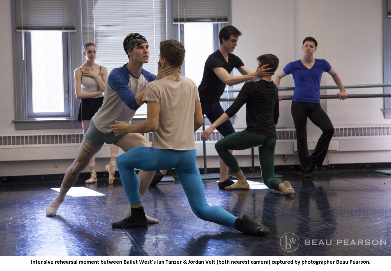 Ballet west's