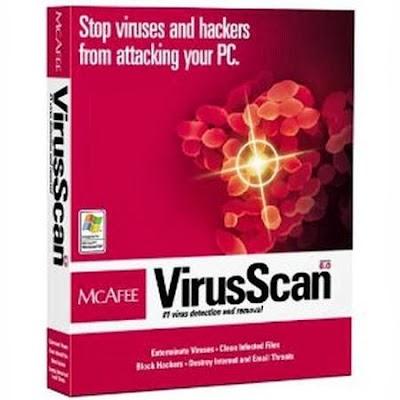 McAfee Anti Virus Plus