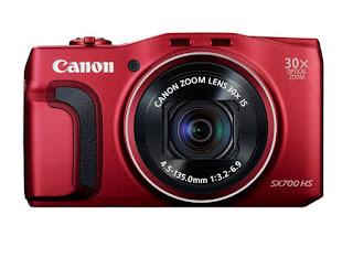 Mengenal Lebih Dekat Canon Powershot SX700HS