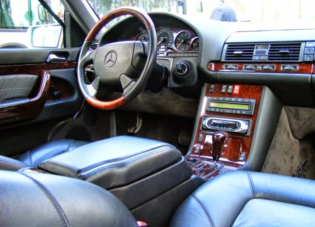 Benztuning Mercedes Benz S70 Amg W140