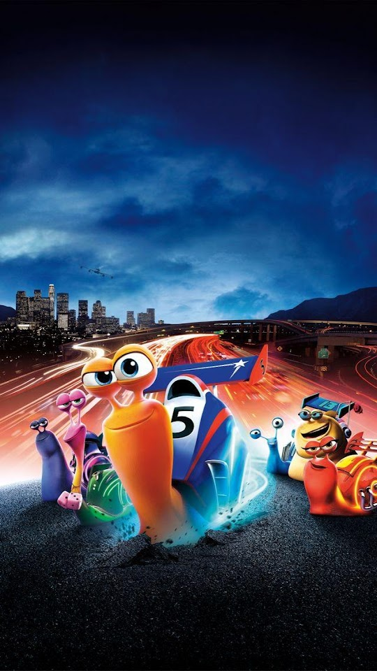 Turbo Movie 2013   Galaxy Note HD Wallpaper