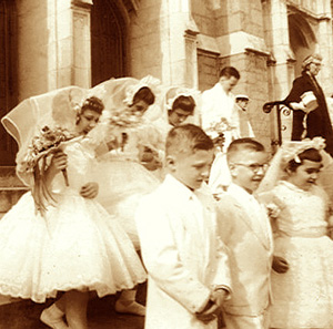 Image result for first communion church