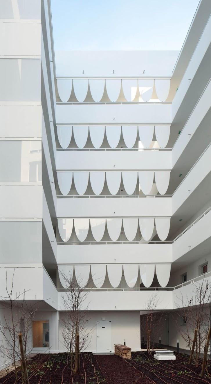 ecdm architectes a f a s i a. Black Bedroom Furniture Sets. Home Design Ideas
