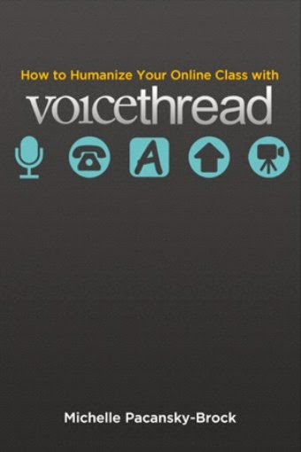 How to Humanize Your Online Class with Voicethread by Michelle Pacansky-Brock