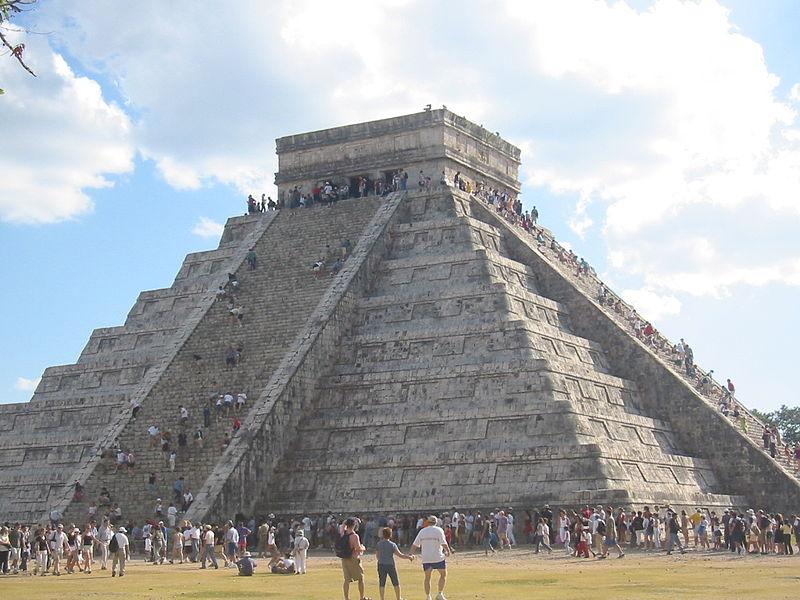 Las 7 maravillas del mundo enero 2013 for Arquitectura del mundo antiguo