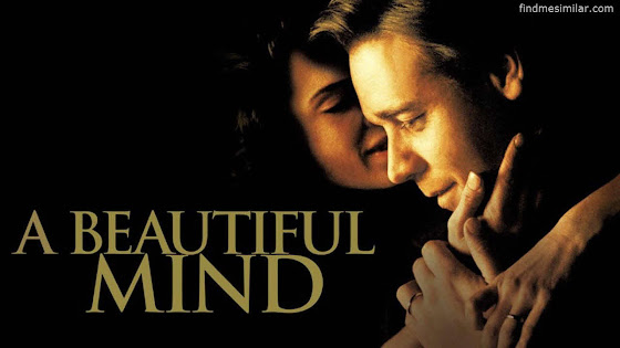 A Beautiful Mind (2001) a movie like the pursuit of happyness