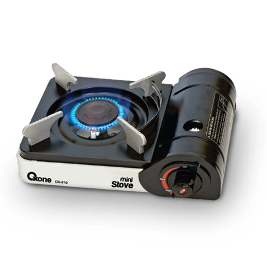 OX-910 | Mini Gas Stove Oxone - Kompor Gas - Putih