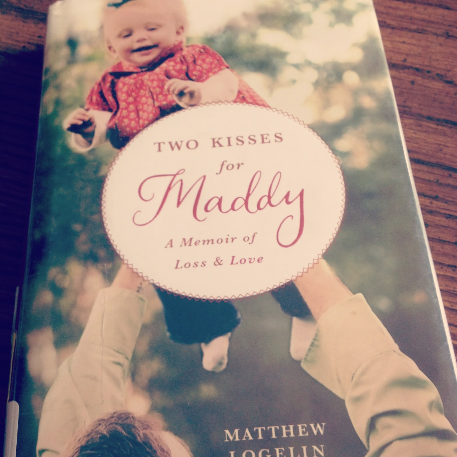 two kisses for maddy by matt logelin dating