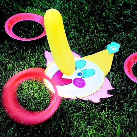 ideas juegos fiestas infantiles