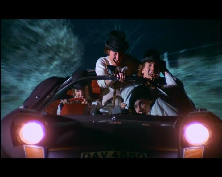 """the consequences of alexs acts of violence in the film a clockwork orange by anthony burgess The violent discord of """"a clockwork orange orange, stanley kubrick's operatic adaptation of anthony burgess' classic alex's heinous acts."""