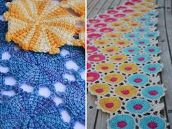 New patterns: Tunisian Motifs