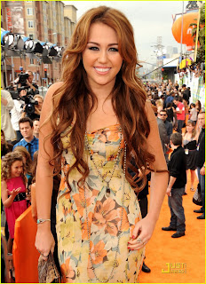 Miley cyrus Long Hairstyles 2011