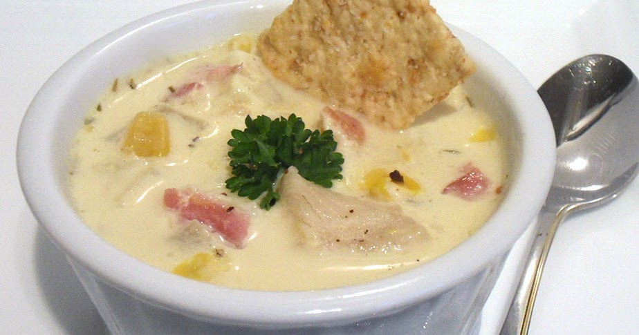 Fish Chowder II Recipe — Dishmaps