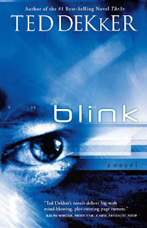 http://www.amazon.com/Blink-Ted-Dekker/dp/0849945119/ref=sr_1_1?ie=UTF8&qid=1435342476&sr=8-1&keywords=blink+by+ted+dekker