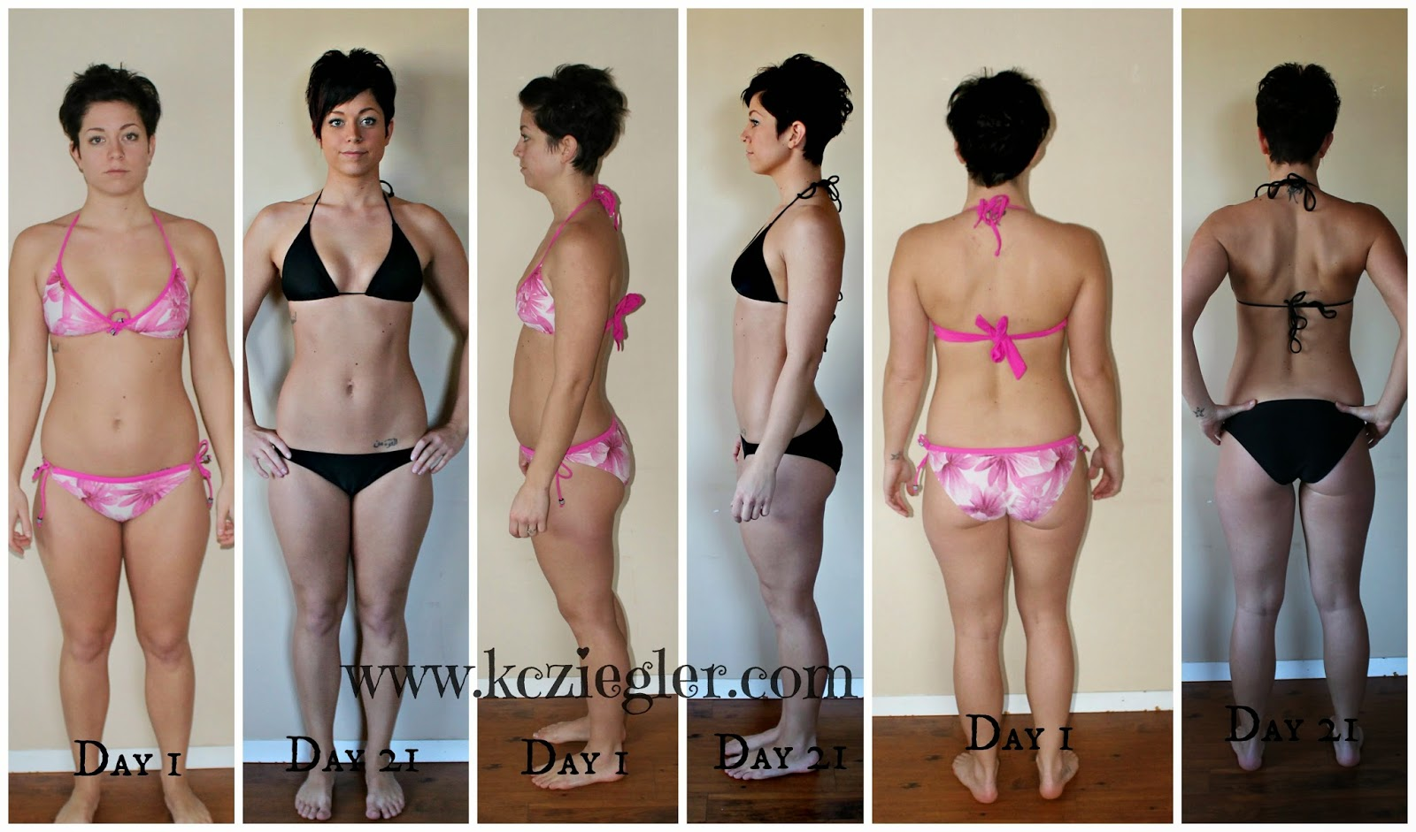 21 Day Fix Review 21 day fix results: