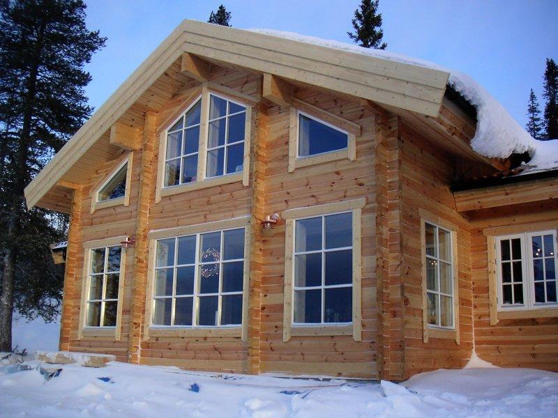 Casas de madera prefabricadas modulares y originales - Casas de madera modulares ...