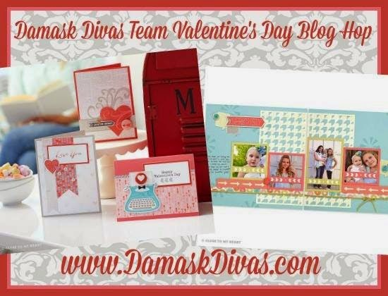 Damask Diva's Valentine's Day Blog Hop