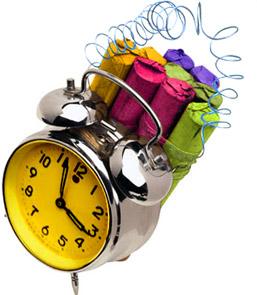 Deadline seperti bom, bisa dipakai untuk membuat Suspense dan membuat cerita menarik