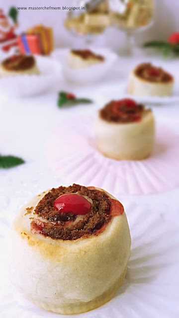 how to make christmas buns