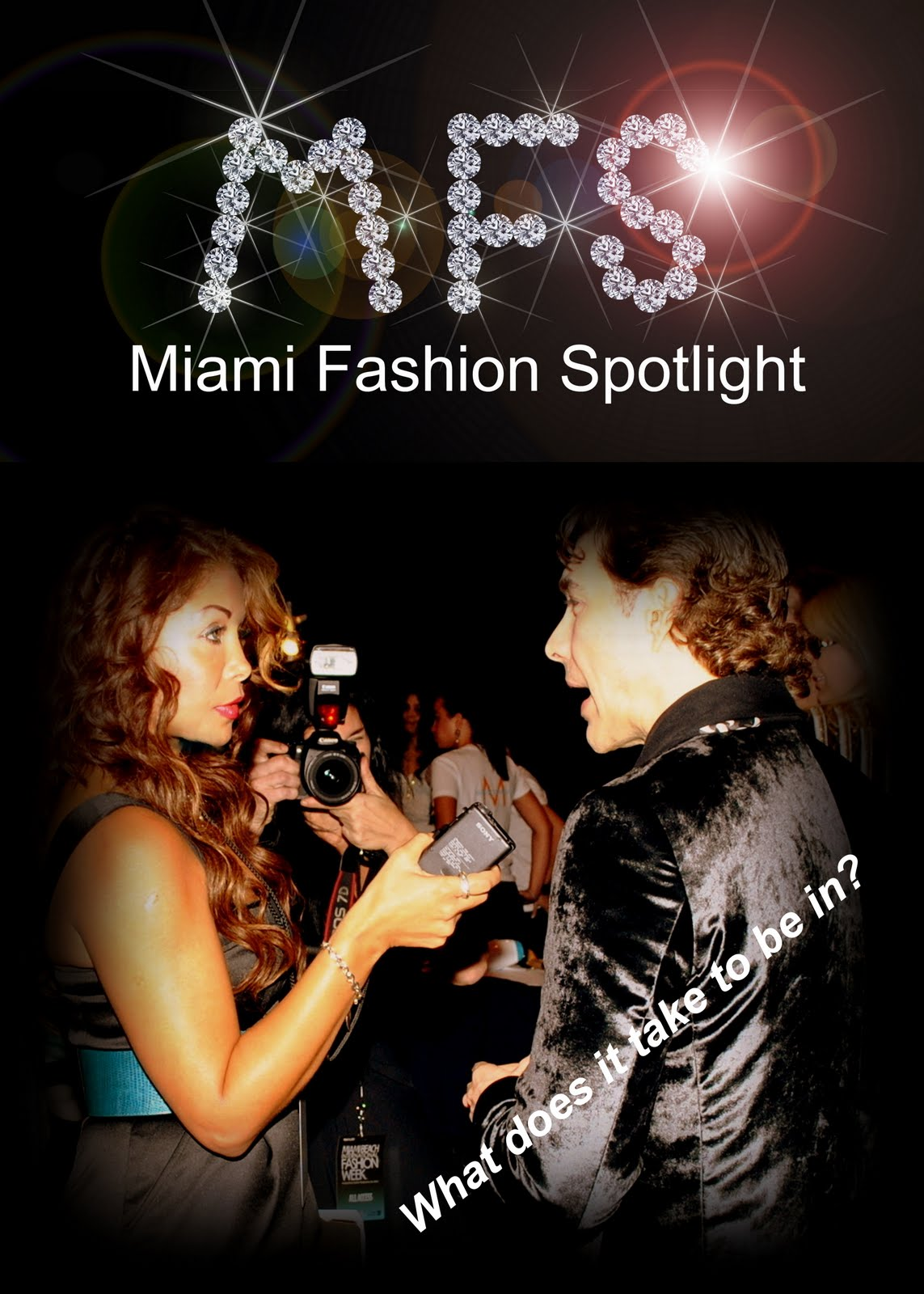 Visita nuestro blog en ingles: Miami Fashion Spotlight