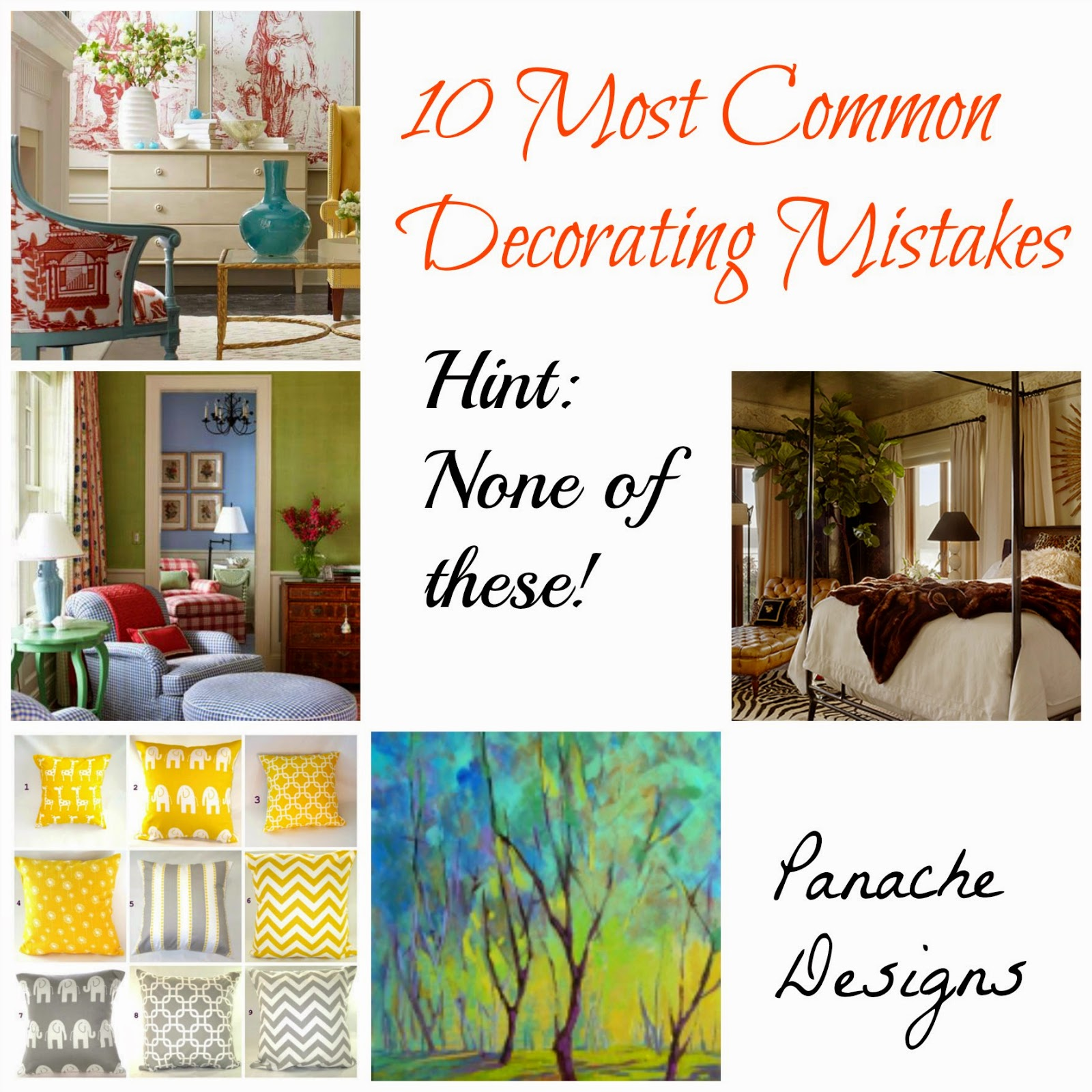 7 Design Mistakes To Avoid In Your Hall: 10 Most Common Decorating Mistakes