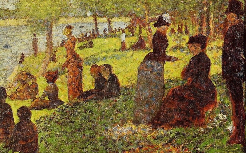 a biography of georges pierre seurat a painter The pioneer of the pointillism technique of painting, georges seurat is   georges-pierre seurat was born in 1859 in paris into a wealthy family of  merchants.