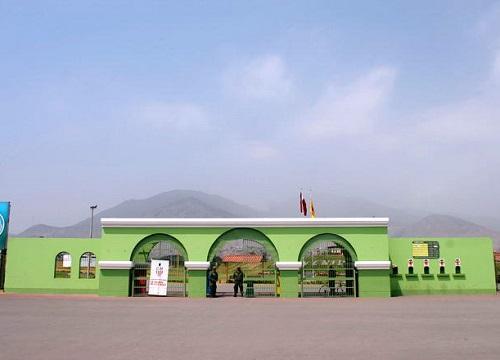 Parque Zonal Huiracocha (Club San Juan de Lurigancho)
