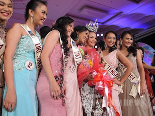Putri Pariwisata Indonesia 2012