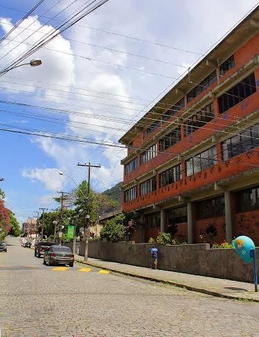 Rua Alfredo Rebello Filho, no Alto-Teresópolis RJ