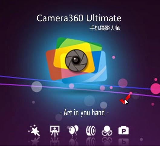 Giới thiệu camera 360 ultimate