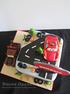 cake disney cars