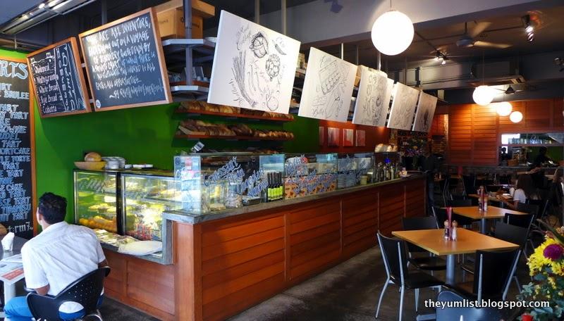 Bangsar cafe