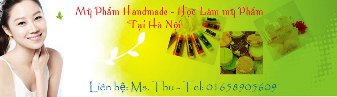 Mỹ Phẩm Handmade, Tự làm mỹ phẩm handmade, mỹ phẩm Hà Nội