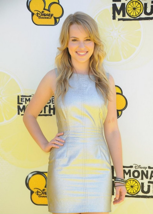 Bridgit Mendler // Fotos de la premiere de Lemonade Mouth