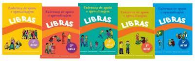 Cadernos de Apoio e Aprendizagem - Libras - Aluno