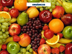 los alimentos orgánicos