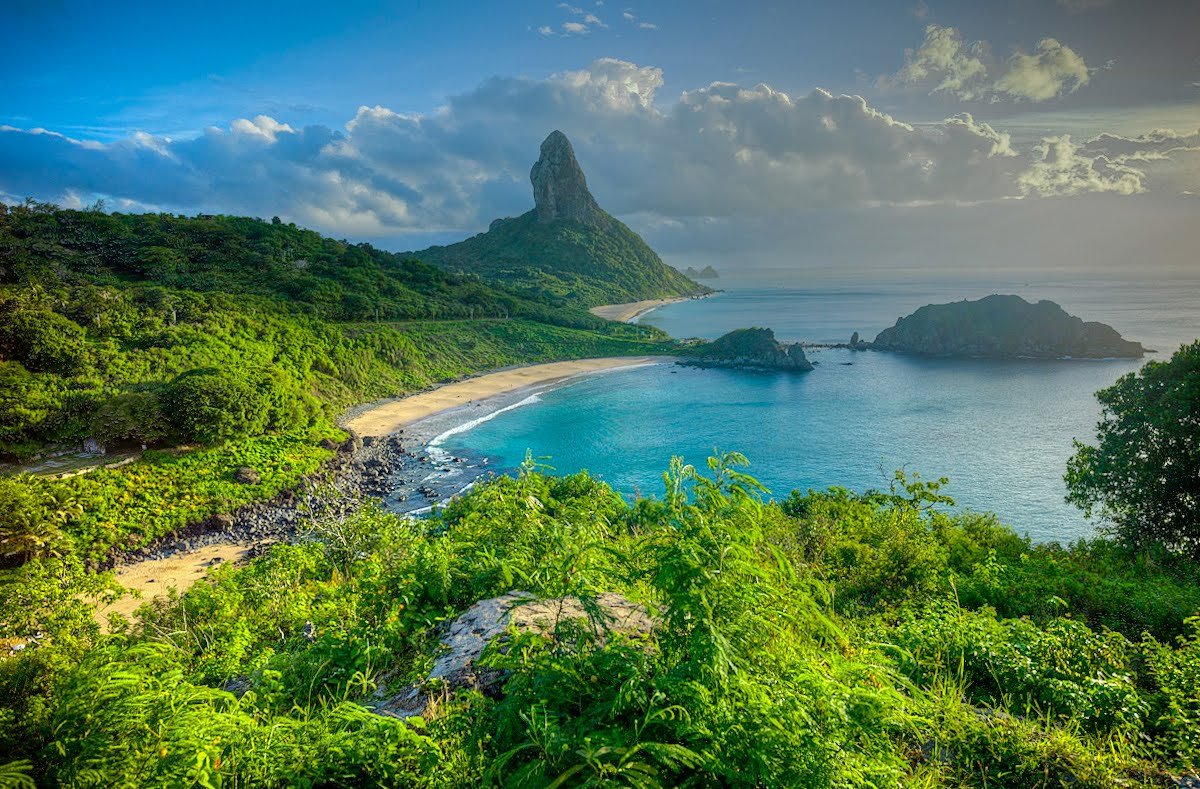Best Beach In The World Fernando De Noronha Pernambuco Brazil