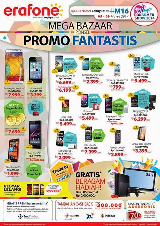 Erafone Promo Fantastis
