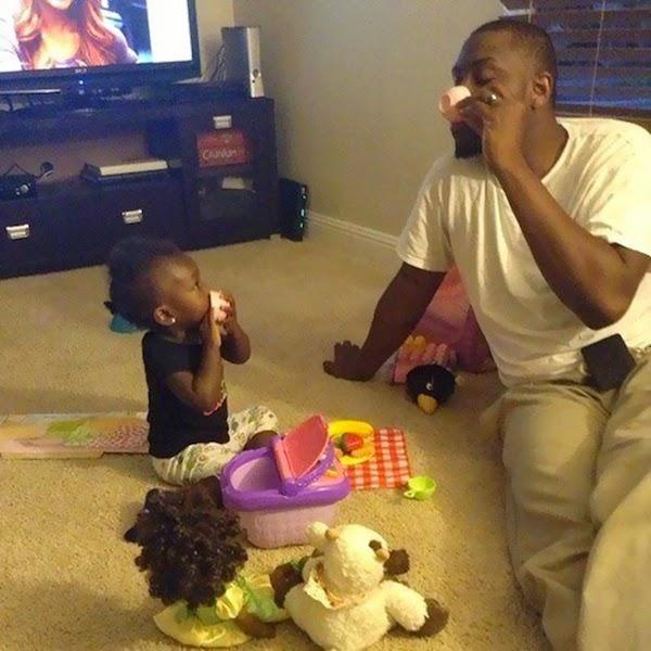 Ayah Terbaik Di Dunia